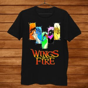Wings Of Fire The Dragonets Of Destiny Shirt