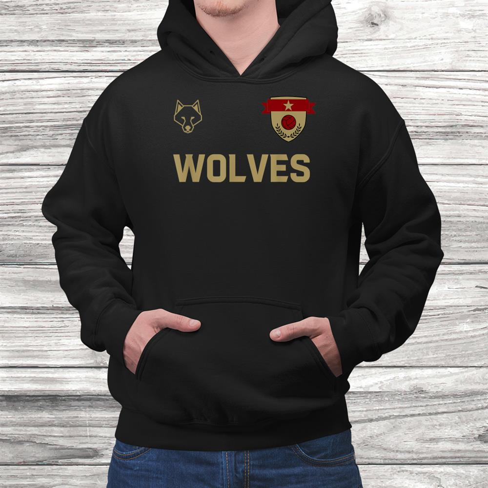 Wolves Jersey Shirt