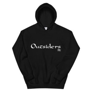 Wwe Nwo Outsiders Graphic Hoodie