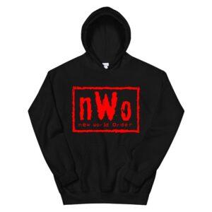 Wwe Nwo Wolfpac Graphic Hoodie