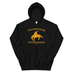 Yellowstone Dutton Ranch Rodeo Hoodie