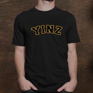 Yinz Pittsburgh Pride Steel City Pennsylvania Top Shirt