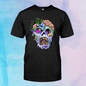 Zombie Halloween Creep Series Shirt