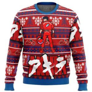 Akira Kaneda Alt Ugly Christmas Sweater