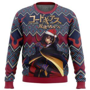 Code Geass Alt Ugly Christmas Sweater