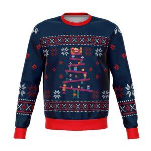 Donkey Kong Ugly Christmas Sweater