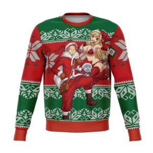 Fairy Tail Ugly Christmas Sweater