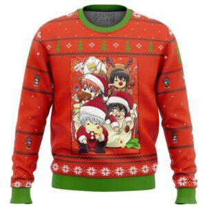 Gintama Holiday Ugly Christmas Sweater