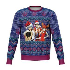 Gintama Ugly Christmas Sweater