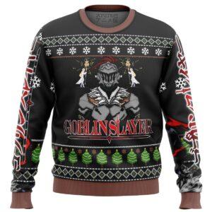Goblin Slayer Ugly Christmas Sweater