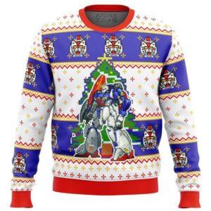 Gundam Xmas Ugly Christmas Sweater