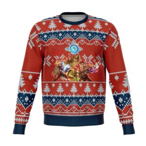Hearth Stone Ugly Christmas Sweater