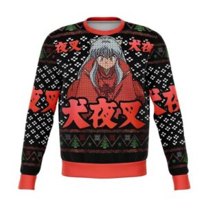 Inuyasha Ugly Christmas Sweater