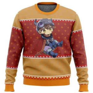Made In Abyss Reg Ugly Christmas Sweater