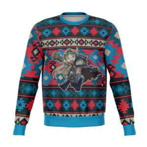 Made In Abyss Ugly Christmas Sweater