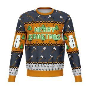 Minecraftmas Ugly Christmas Sweater