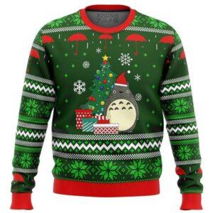 My Neighbor Totoro Gifts Ugly Christmas Sweater