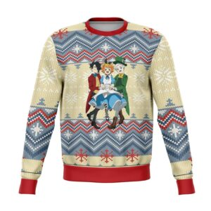 Promised Neverland Ugly Christmas Sweater