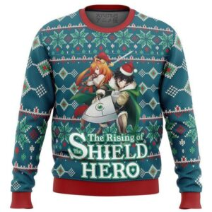 Rising Of The Shield Hero Alt Ugly Christmas Sweater