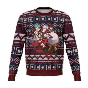 Soul Eater Ugly Christmas Sweater