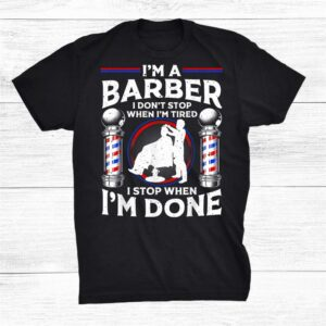 Barber Humor Quote Shirt