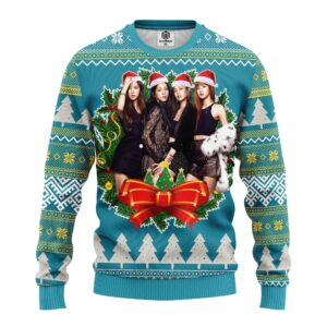 Blackpink New Ugly Christmas Sweater