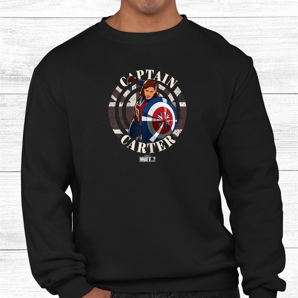 Captain Carter Shirt