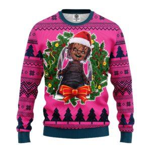 Chucky Doll Ugly Christmas Sweater
