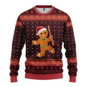 Cookie Ugly Christmas Sweater