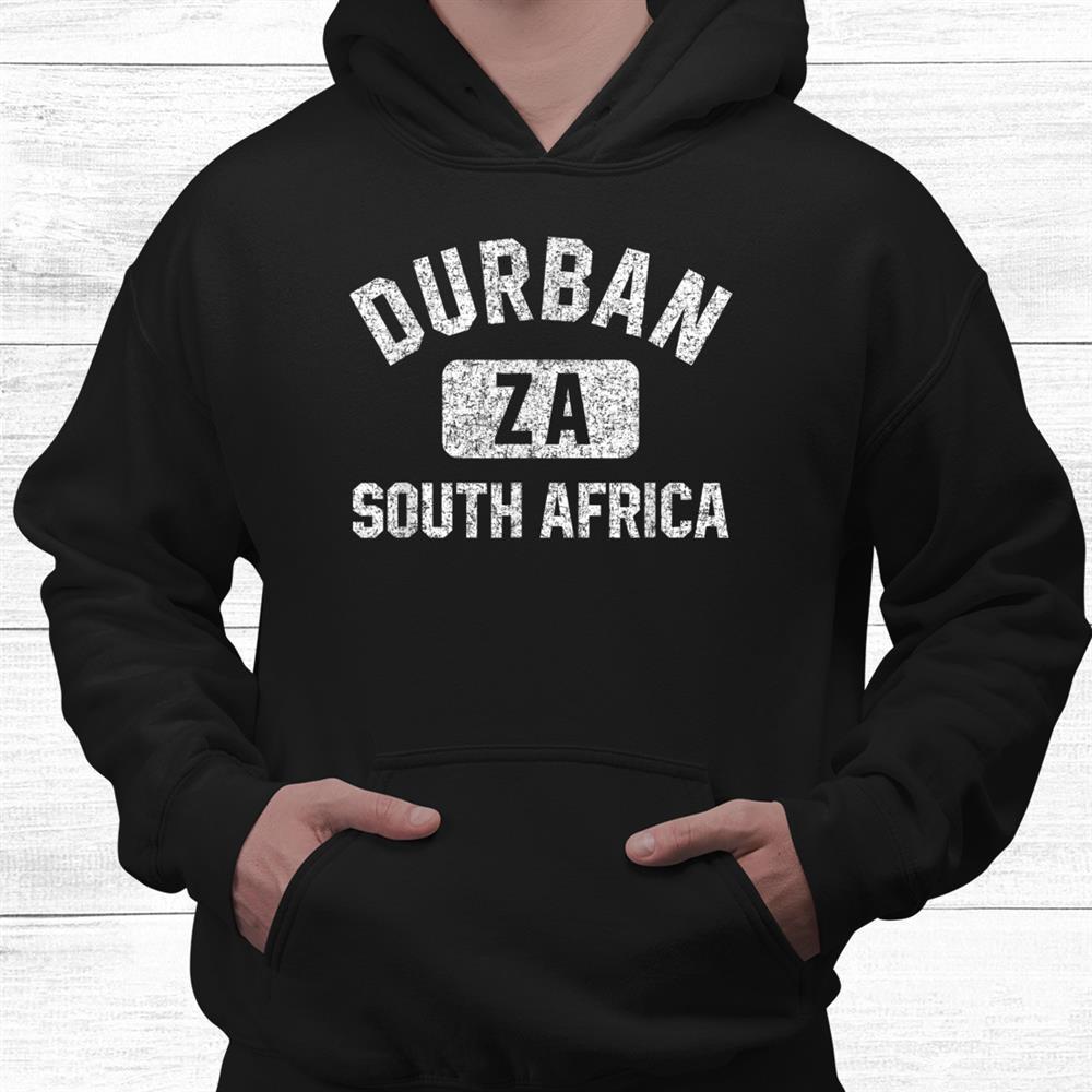 Durban South Africa Shirt