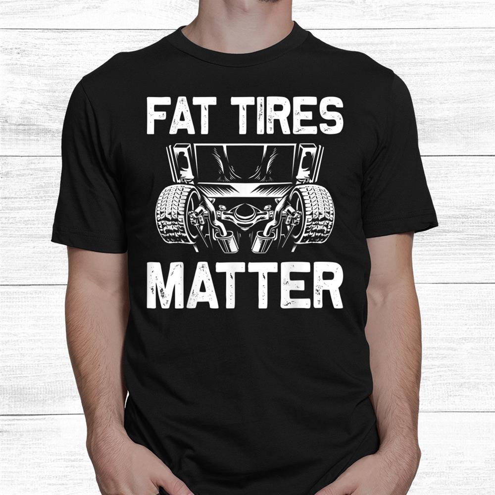 Fat Tired Matter Shirt