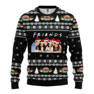 Friends Ugly Christmas Sweater