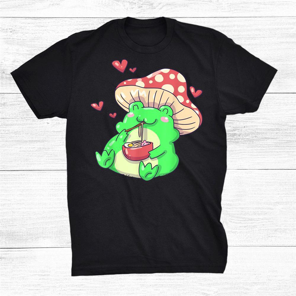 Frog Ramenshirt