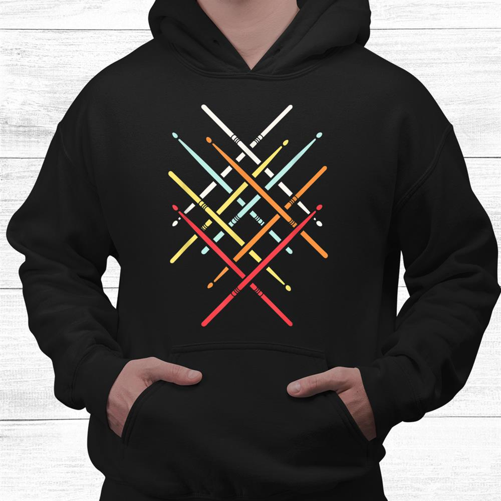 Funny Drum Stick Shirt