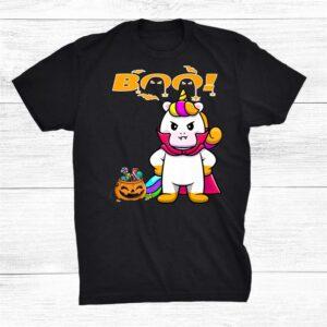 Halloween Costume Shirt Vampire Unicorn Halloween Shirt