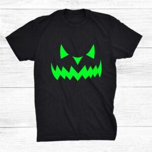 Halloween Trick Or Treat Spooky Pumpkin Costume Shirt