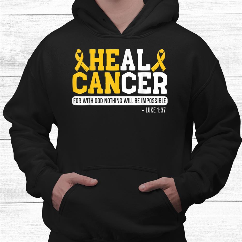 Heal Cancer Shirt