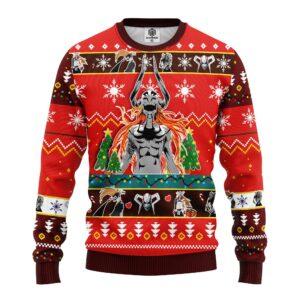 Ichigo Bleach Ugly Christmas Sweater