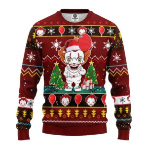 It Funny Ugly Christmas Sweater