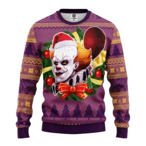 It Ugly Christmas Sweater