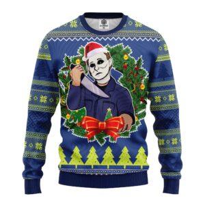 Jason Ugly Christmas Sweater
