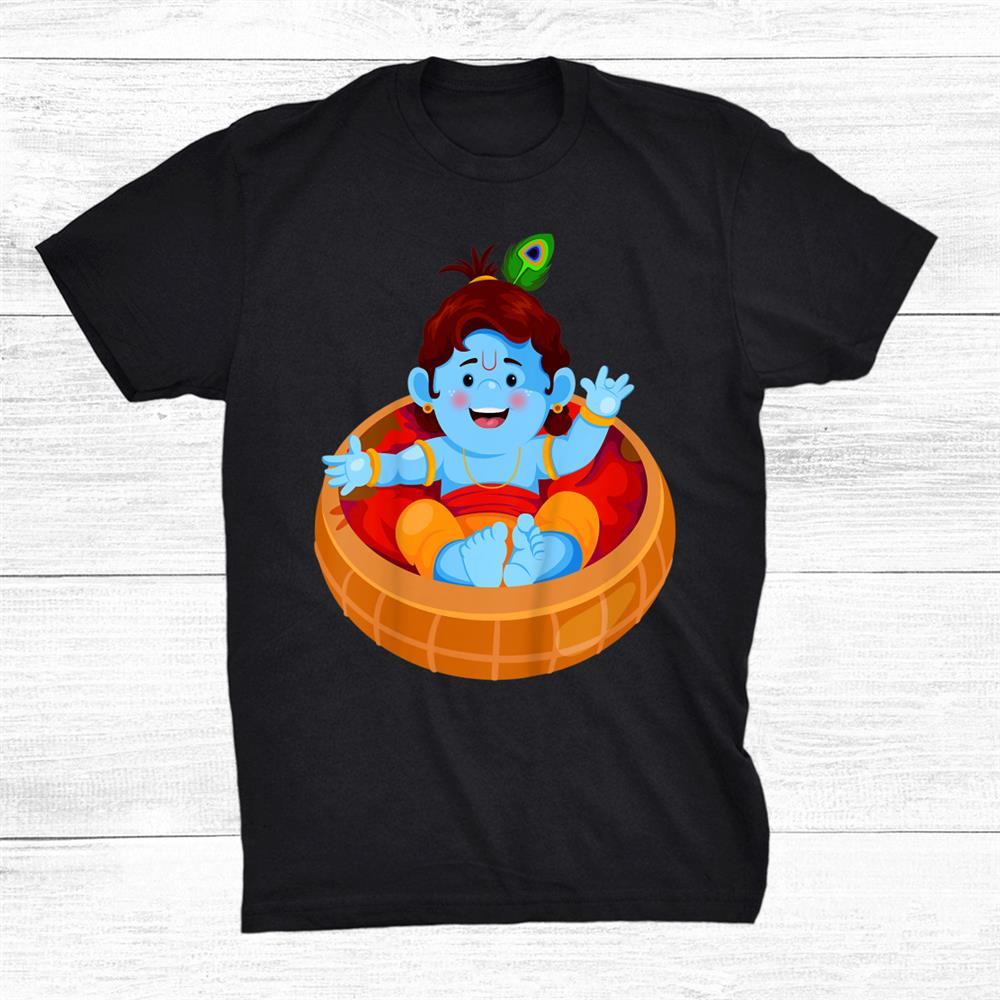 Krishna Janmashtami T Shirt