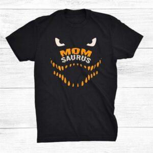 Momsaurus Halloween Matching Family Costumes Shirt