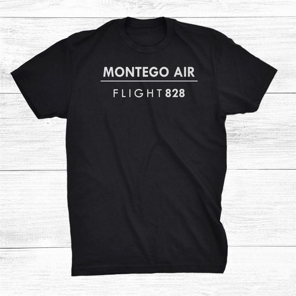 Montego Flight 828 Shirt
