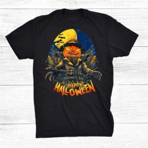 Mr Monster Pumpkin Nightmare The Scariest Halloween Costume Shirt