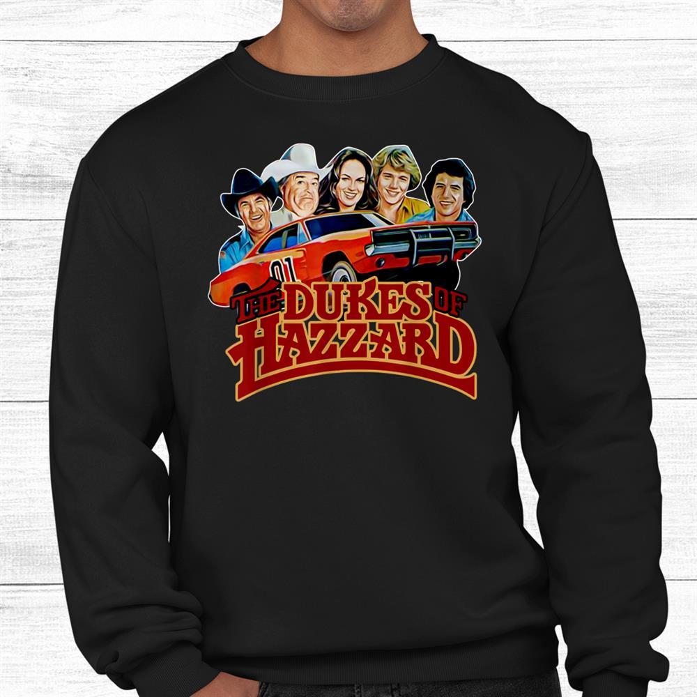 Retro Hazzard Cars Shirt