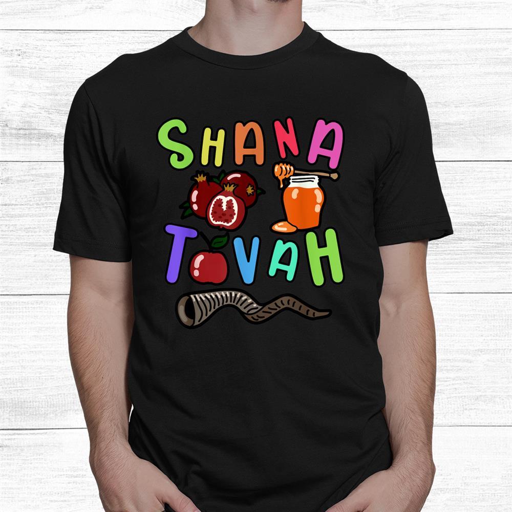 Shana Tovah Shirt