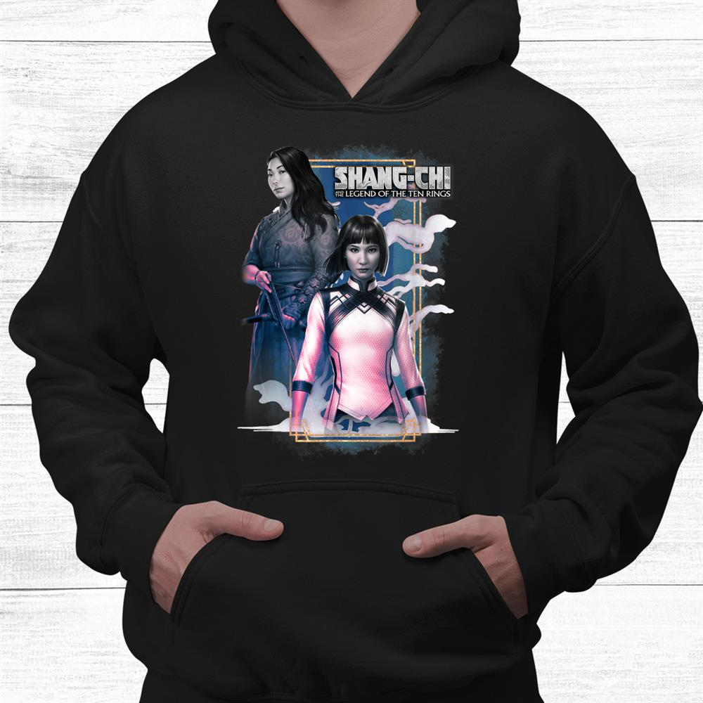 Shang Chi Girl Shirt
