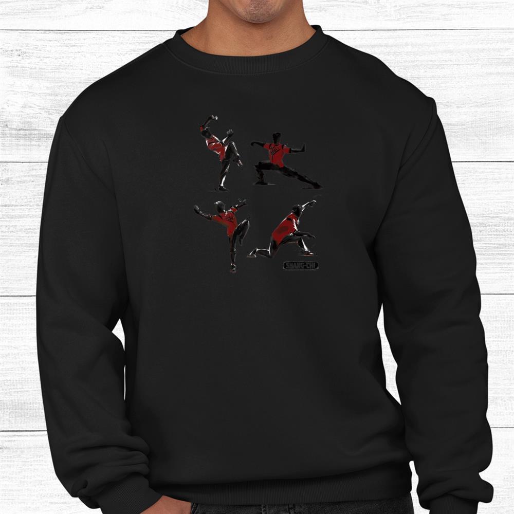 Shang Chi Karate Shirt