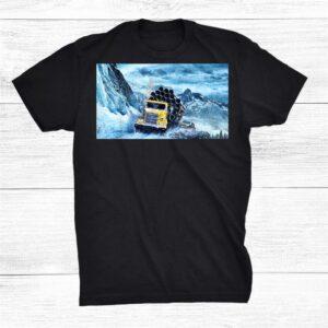 Snowrunner Game Shirt